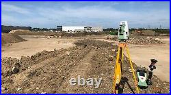 1 Week Of total station hire