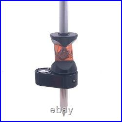 360° Mini Prism with 4 poles for leica topcon Total Station 360 degree miniprism