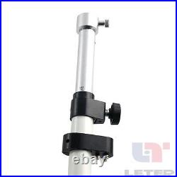5PCS 2.15m prism pole for total station Contains LEICA connector