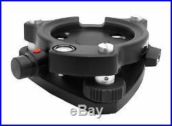 Adirpro Laser Schwarz Dreifuss für Total Station GPS Topcon Sokkia Trimble Leica