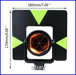 All-metal High Quality Single Prism Set for Leica Total Station GPH1 GPR1