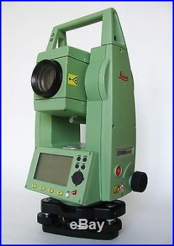 Calibrated Leica TCR405power Reflectorless Total Station in Perfect Condition