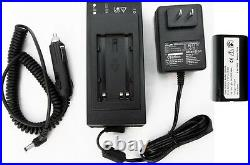GEB221 Battery Dual Charger Leica Compatable Total Stations GNSS Receivers