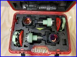 Genuine Leica Traverse Kit Prism for total station