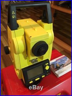 LEICA Builder R200M reflectorless total station Perfect conditon