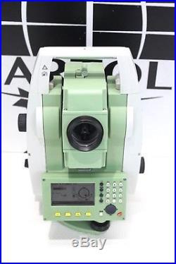 LEICA FlexLine TS06 R400 POWER 5 TOTAL STATION TS 06 R 400 Flex line