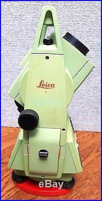 LEICA TC705 Total Station Transit Level Surveyor Surveying TC 705