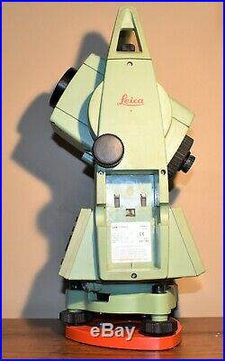 LEICA TCR405 5 TOTAL STATION FOR SURVEYING Part 725557