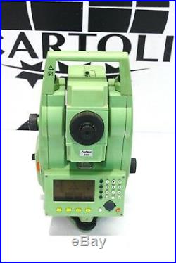 LEICA TCR805 Power Angle Accuracy Reflectorless Total Station EDM Ver. 350.539