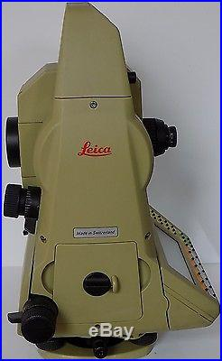 tc1100 leica total station rh leicatotalstation org TC1100 Removable HP TC1100 Review