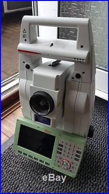 leica ts16 r500 p 5 robotic total station | leica total