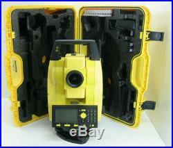 Leica Bauarbeiten 505 Reflektorlos Total Station für Vermessung 772718