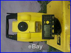 Leica Builder 505 Reflectorless Total Station Excellent Condition