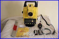 Leica Builder 509 Total Station