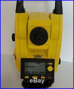 Leica Builder R100m Total Station Surveying, Building Calibrated With Warranty