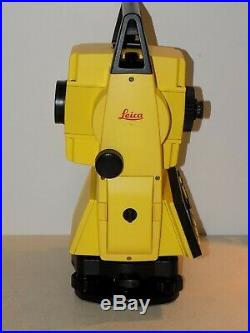 Leica Builder R300MP Total Station Calibrated Free Shipping Worldwide