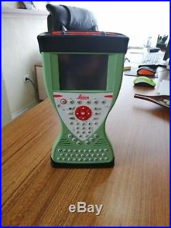 Leica CS15 2.4GHz Robotic Total Station GPS Receiver Data Collector with SmartWorx