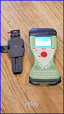 Leica CS15 3.5G Robotic Total Station GPS Receiver Data Collector with SmartWorx