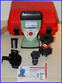 Leica CS15 Controller CTR17 + GRZ122 Robotic kit Free Shipping Worldwide