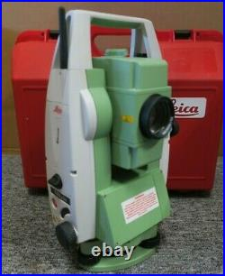 Leica Flexline TS06 Plus 5 R500 Reflectorless Bluetooth Total Station 785778