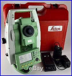 Leica Flexline TS06 Power 5 R400 Reflectorless Total Station