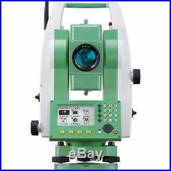 Leica Flexline TS06 R500 Plus 5 Brandneu Total Station Alle Sprachen 1Y Warran