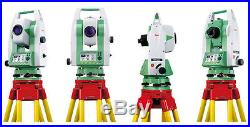 Leica Flexline Ts02 Plus 2 Brand New Total Station Any Languages 1y Warranty