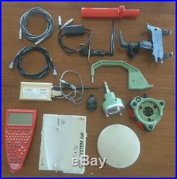 Leica GPS500 Base or Rover + NTRIP