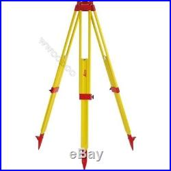 Leica GST20-9 Wooden Tripod For Total Station Theodolite Level / Laser New am