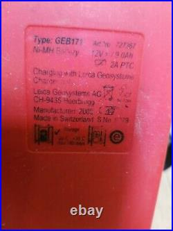 Leica Geb171 External Battery For Total Station / Surveying