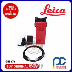 Leica Geb171 External Battery Pack, Total Station, Gps, Tps, Tcr, Surveying, Robotic