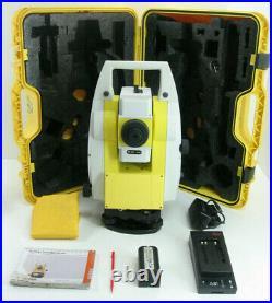 Leica Geomax ZOOM80 Carlson CR2 2 Prismrless Robótica Total Station Para
