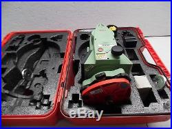Leica Geosystems Leica TCR307 Total Station