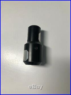 Leica Grz101 Gls14 Gad103 Mini prism 360 pole adaptor