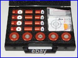 Leica Laser Survey Total Station Retro Target Magnetic Base Reflective Trimble