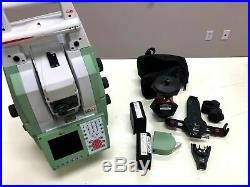 Leica MS50 1 R2000 MultiStation Robotic Scanner with Leica CS20 3.75G Controller