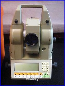 Leica Model TCM1100L 3 Total Station WORLDWIDE SHIPPING