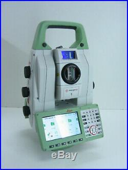 Leica Nova Ms60 1 R2000 Multistation Robotic Surveying One Month Warranty