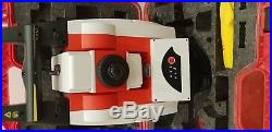 Leica PowerTracker X Robotic TOTAL STATION ONLY, FOR SURVEYING leica ccd6 anten