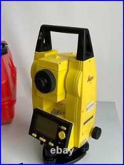 Leica R200M power 5 Builder Reflectorless Total Station