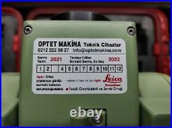 Leica TC 705 TC705 Total Station Calibrated