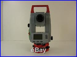 Leica TC110 10 Total Station Komplett für Vermessung ein Monat Garantie