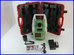 Leica TC1202 2 Total Station nur, für Vermessung, ein Monat Garantie