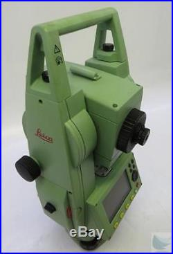 Leica TC405 Total Station Surveying Instrument PASSED SELF TEST NO ERRORS
