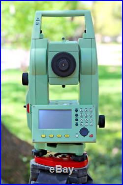 Leica TC805 5 Conventional Surveying Total Station