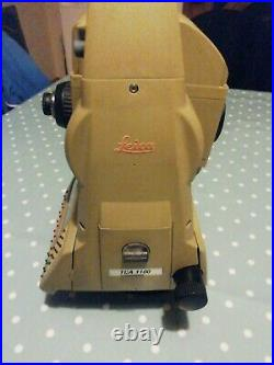 Leica TCA1100 Robotic Total Station