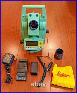 Leica TCA1102 2 Robotic Total Station