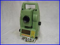 Leica TCA1105 5 Roboter Total Station Komplett für Vermessung ein Monat