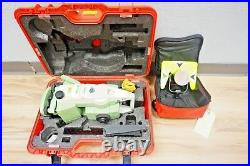Leica TCA1201 M. 1 sec Total Station for Monitoring 1201