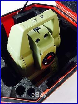 Leica TCA1800 L 1 Robotic Monitoring Total Station (Mfg. 2006), ATR, EGL